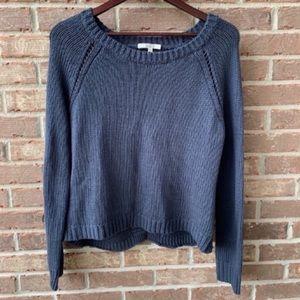 "BB Dakota Sweaters - BB Dakota ""Wilmet"" Open Back Sweater"